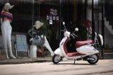 """""""trotinette"""" elétrico da cidade nova com motor sem escova"""