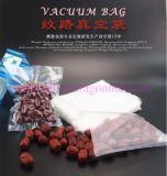 Hochtemperatur kochte strukturierten/geprägten Vakuumbeutel, Verpacken der Lebensmittel