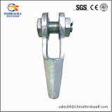 Us Type Grooved Open Type Spelter Wire Rope Socket