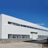 Taller de la estructura de acero de la alta calidad y almacén de la estructura de acero