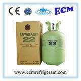 Het Gas van het Koelmiddel van de freon R22 in de Voorwaarde en de Diepvriezer van de Lucht