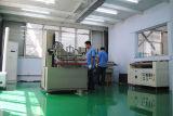 Shandong 6mm 낮은 철 비스듬한 강화 유리
