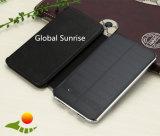 Banco de energia portátil de energia solar portátil 10000mAh portátil, carregador de bateria para celular / almofada / câmera