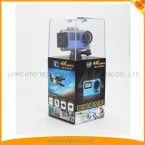 Mais novo 4K Sports câmara DV com tela de rotação de 180 graus