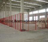 倉庫のための区分の鋼線の網の塀