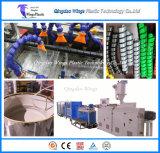 PET pp. Spirale, welche die Bänder herstellen Maschine/Plastikeinwickelnschlauch-Schoner-Maschine einwickelt