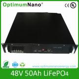 batería de ion de litio de 48V 50ah para la base Telecom