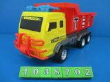 Горячая продажа пластмассовые игрушки считаем строительство колеса автомобиля (1038401)