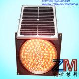 светофор 200/300/400mm СИД проблескивая желтый/солнечный предупредительный световой сигнал движения
