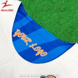 Basquetebol superior Jersey da impressão do Sublimation do Sportswear da venda de Healong