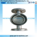 Il CNC di macinazione del pezzo meccanico di CNC delle parti di CNC parte le valvole