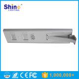 Luz del panel solar caliente de la venta 30W LED con poste ligero