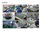 等級の品質多結晶性12V 40Wの太陽電池パネル