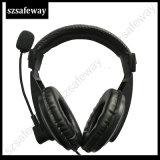 Microfono della cuffia del walkie-talkie per Kenwood Tk3207