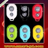 2014 Venta caliente disparador remoto Bluetooth con el botón Obturador