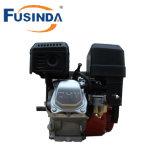Engine d'essence d'essence de qualité de Fusinda 6.5HP, engine de réduction de 1/2 avec l'embrayage centrifuge (arbre de rainure de clavette)