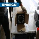 Unisign 140 GSM económica adesivo de vinil, Vinil auto-adesivo monoméricas, Folha de PVC por grosso