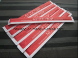 Echantillons gratuits à l'échelle mondiale de 23 cm en pâte à papier en bambou jetable