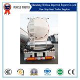 45m3 Fuwa 차축을%s 가진 대량 시멘트 유조 트럭 트레일러
