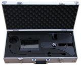Handheld 1080P Full HD sob o espelho de pesquisa de veículos com poste telescópico Câmera digital de inspeção dupla e DVR de 7 polegadas