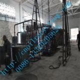 Zsa-5 destilação de vácuo planta a óleo base a partir de resíduos de óleo