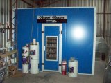 Painting Chamber / Paint Mixing Room for Spray Booth