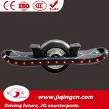 Scooter de deriva de auto-equilíbrio elétrico com roda única