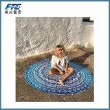 高品質の卸し売り円形のビーチタオル