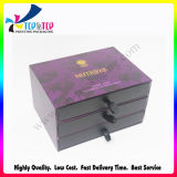 La conception à six pans boîte cadeau d'emballage du papier rigide