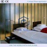 セリウム及びCCCが付いているシャワー室ガラス及びガラス引き戸