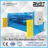 Hydraulische Platten-scherende Maschine, hydraulische Metallblatt-scherende Maschine