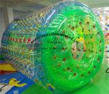 Boule de commande gonflable de l'eau d'OEM Zorb pour la piscine