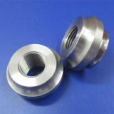 Le chrome/zinc/précision nickelée ont usiné les pièces de usinage de commande numérique par ordinateur d'aluminium usinées par partie