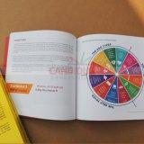 Libro de fotografías de papel de impresión impresión de libros Volver