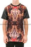 Slim Fit assecla T-shirt Preço de papel de transferência (ELTMTJ-282)