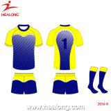 Uniforme do rugby de Jersey do rugby dos homens feitos sob encomenda de Healong