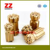 Punte di perforazione del carburo cementato del tungsteno di Zz Hardmetal con l'alta qualità