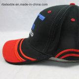o baixo preço 100%Cotton qualificou o chapéu do golfe de 6 painéis