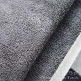 Tissu court de velours de Terry de pile de capitonnage pour le capitonnage à la maison