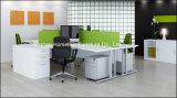 Постамент самомоднейшего рабочего места офиса типа передвижной (HF-GE02)