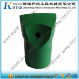 Burin conique petit par trou mordu pour le foret de roche 36mm/38mm/40mm