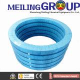 Anéis de aço forjados feitos à máquina ásperos para a sustentação giratória