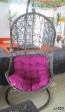 Schwingen-Stuhl, im Freienmöbel, Garten-Möbel (JJ-533)