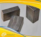 Segment de diamant pour le morceau de foret de faisceau