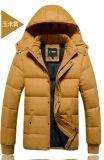 Casaco de desgaste quente de inverno de alta qualidade masculino para homens