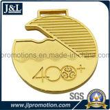 2015昇進のギフトのための新式の3D金属メダル