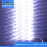 Módulo impermeable DC12V 0.72W de SMD5050 LED