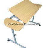 Регулируемый наклон над кроватью стул таблица