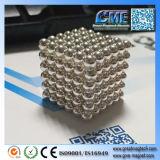 De Magnetische Bal van Neocube van de Magneten van Buckyball van de Magneten van het Neodymium van het gebied