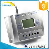 régulateur solaire L60 du contrôleur USB 5V/1500mA de travail de Trois-Temps de 60A 12V/24V